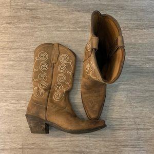 Ariat cowboy boots